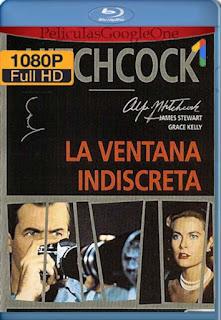 La Ventana Indiscreta [1954] [1080p BRrip] [Latino-Inglés] [GoogleDrive] RafagaHD