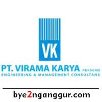 Lowongan Kerja PT Virama Karya (Persero) 2018