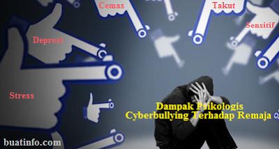 Buat Info - Dampak Psikologis Cyberbullying Terhadap Remaja