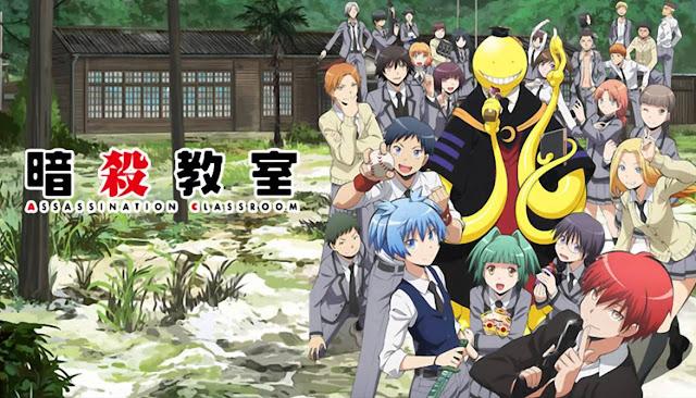 Anime Yang Mirip Dengan Youkoso Jitsuryoku Shijoushugi no Kyoushitsu e