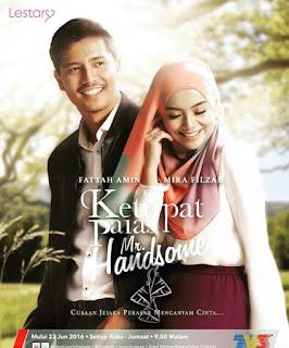 Ketupat Palas Mr. Handsome - Full Episod