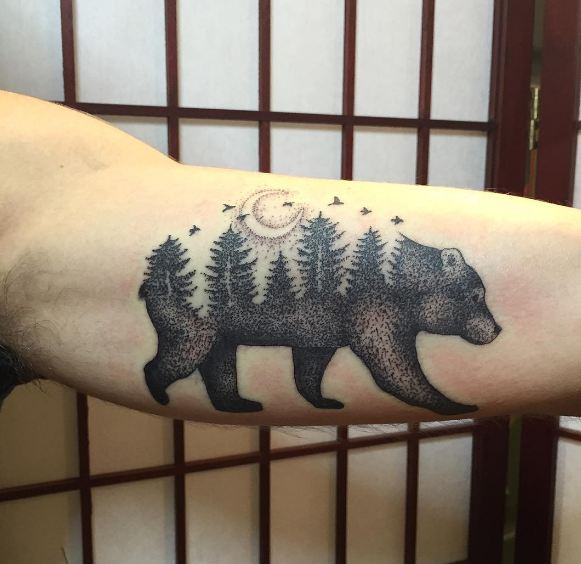 50 Meaningful Tree Tattoos Designs for Nature Lovers () of 47 by Patrick