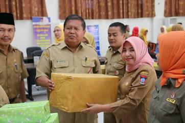 KPN Pemko Padang Berhasil Bukukan SHU Rp1,4 M Lebih