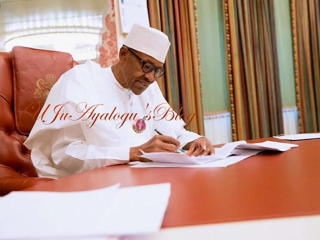 Buhari reassures workers on minimum wage