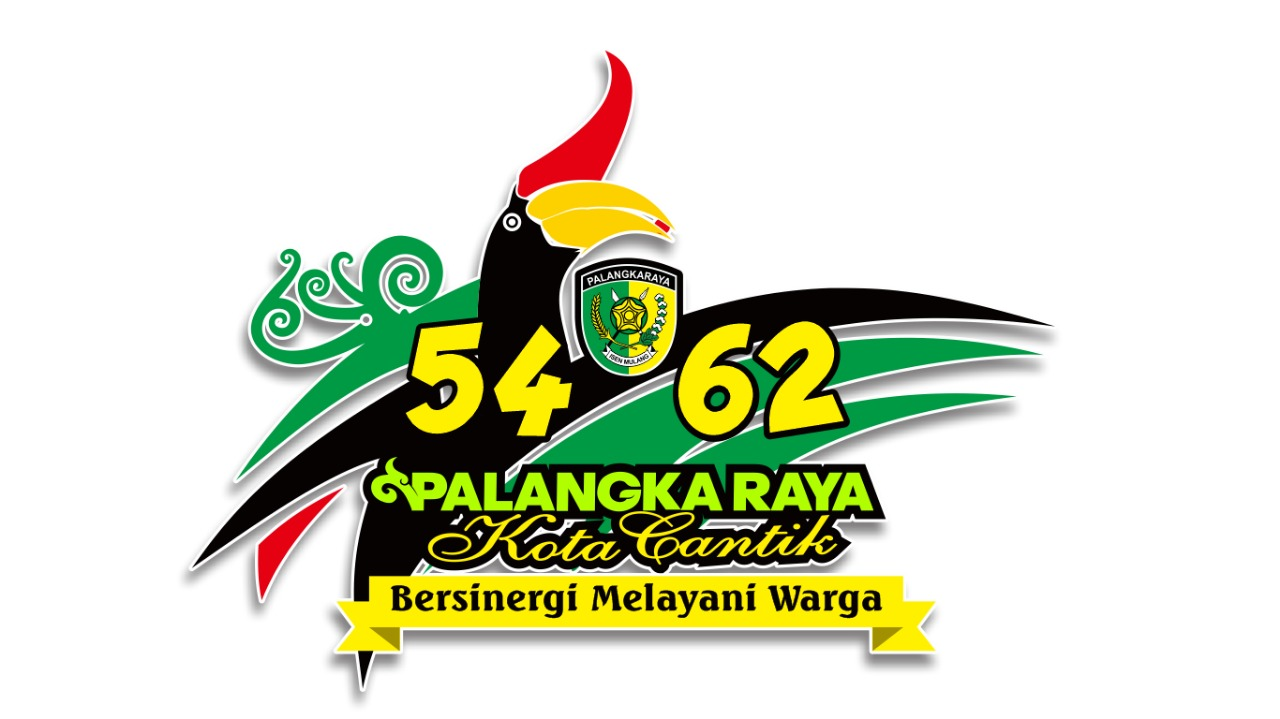Logo HUT Kota Palangka Raya 2019 HD