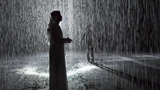 تفسير حلم المطر لابن سيرين