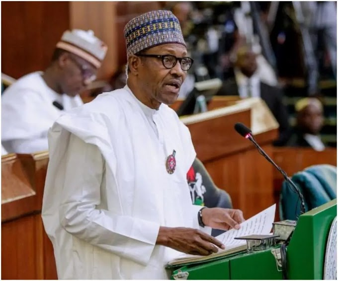 2020 Budget: Full Text of President Buhari's Speech at National Assembly