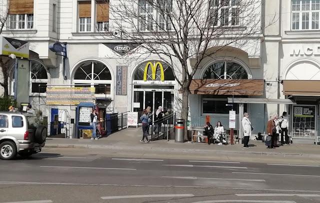 شركة ماكدونالدز تتوسع في النمسا