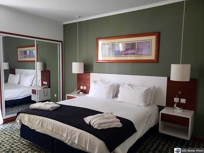 Hotel Holiday Inn Algarve, Portugal