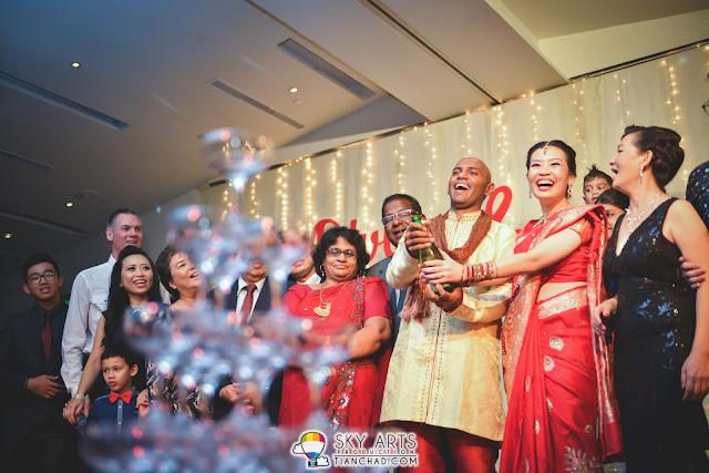Wedding Photography at Hard Rock Hotel Penang
