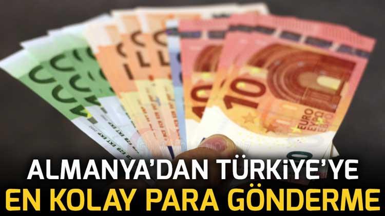 Almanyadan Türkiyeye Para Göndermek En Ucuz Yolu