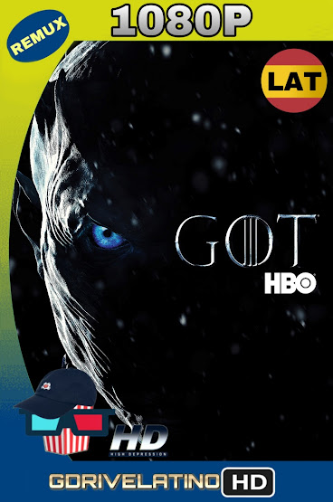 Game Of Thrones Temporada 7 REMUX 1080p Latino-Ingles MKV