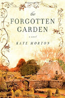 The Forgotten Garden by Kate Morton book cover