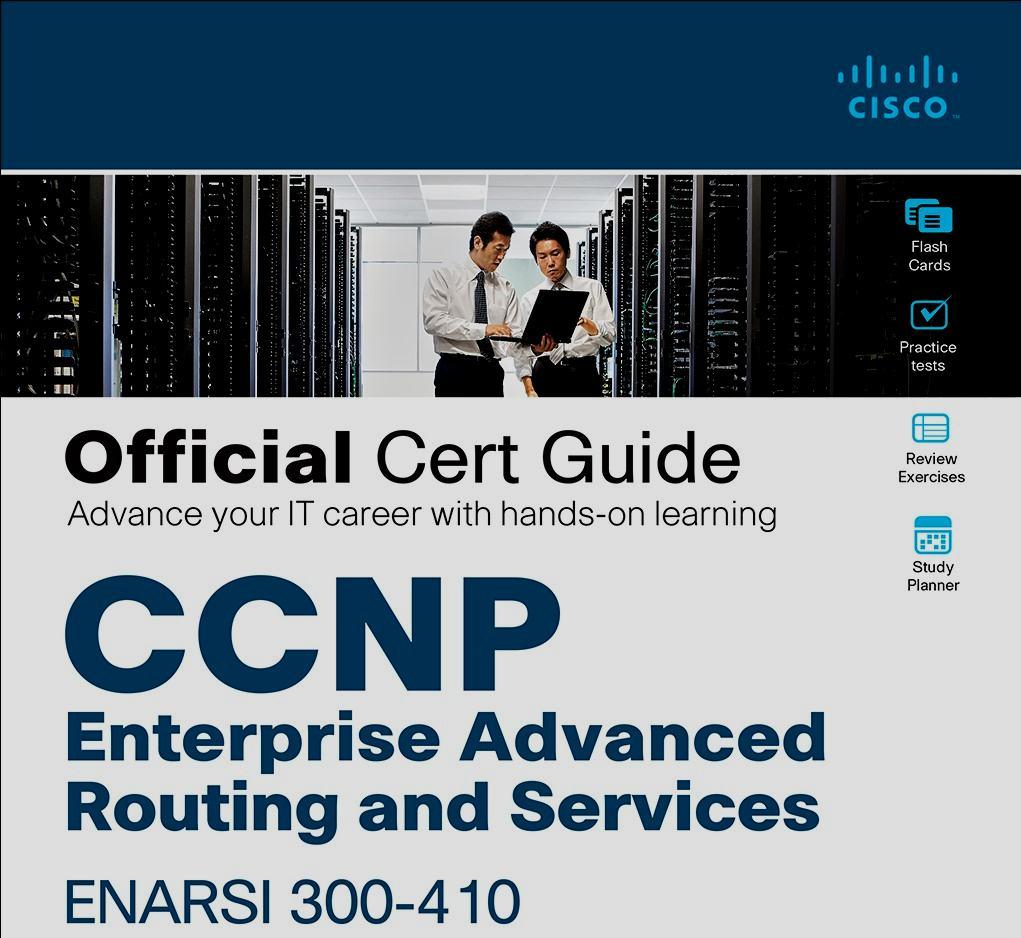 Khóa Học Triển khai cơ sở hạ tầng nâng cao cho doanh nghiệp Cisco CCNP Enterprise 300-410 ENARSI.