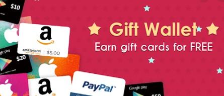 Cara Mendapatkan Uang dari Gift Wallet