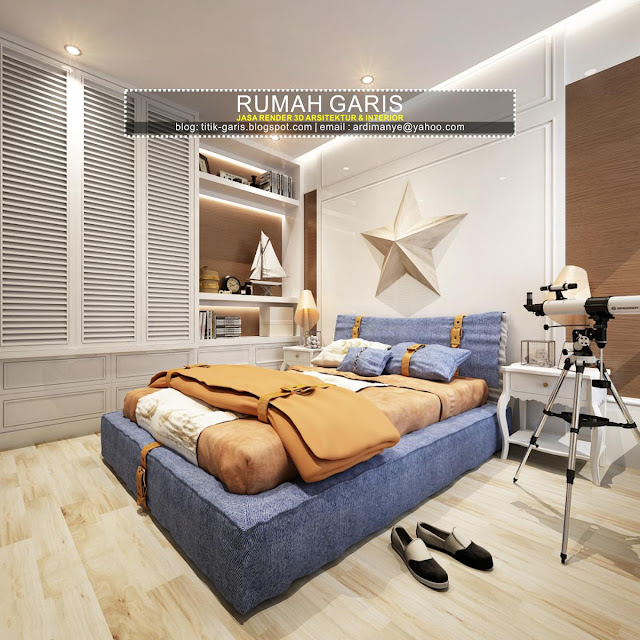 design teen bedroom adventure concept