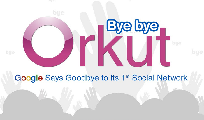 The History Of Orkut - A timeline Infographic
