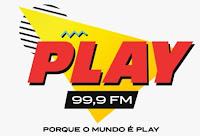 Ouvir a Rádio Play FM 99,9 de Uberlândia MG Ao Vivo e Online