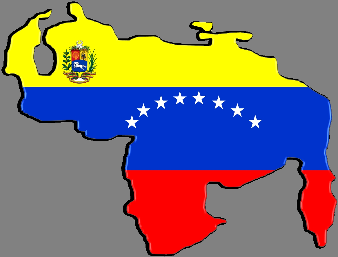 El Mapa De Venezuela