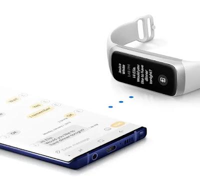 Makin Produktif dan Anti Mager dengan Samsung Galaxy Fit