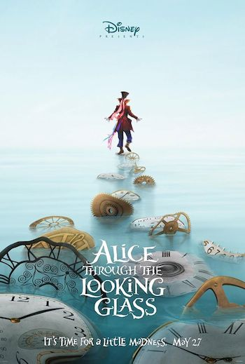 Alice Through the Looking Glass 2016 Full Movie Download
