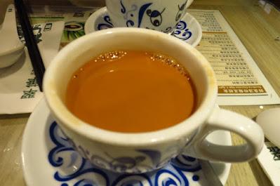 Tsui Wah, tea