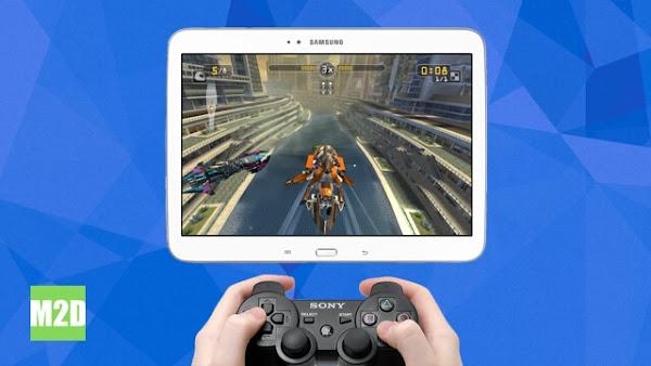DualShock 3 Riptide GP Renegade Android