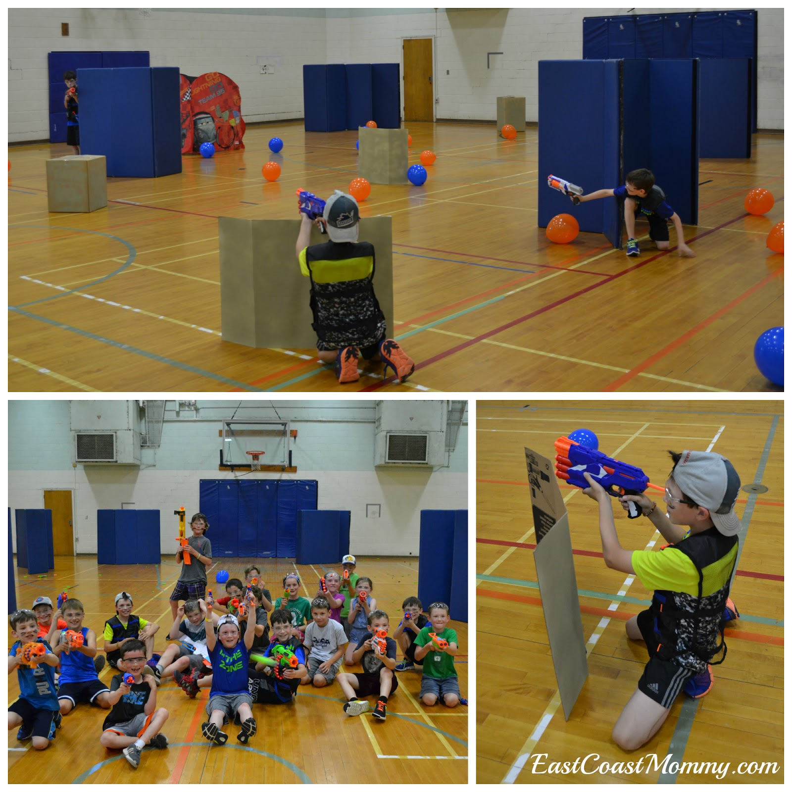 East Coast Mommy: NERF Party Games And Activities