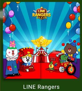 LINE GAME 7週年 視力測驗大挑戰 答案/解答