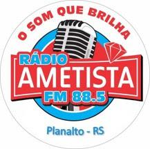 Rádio Ametista FM 88.5 de Planalto RS
