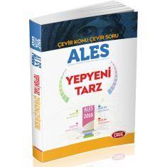 Data Yayınları ALES Çevir Konu Çevir Soru (2016)