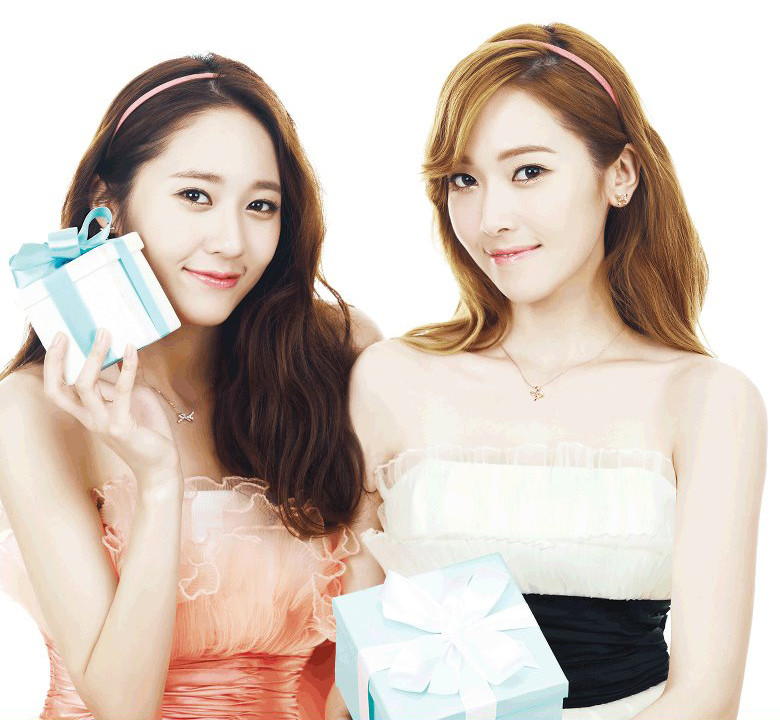 Soshi Island: More of SNSD Jessica and f(x) Krystal's ...