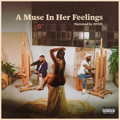 dvsn - A Muse In Her Feelings (2020) - Album Download, Itunes Cover, Official Cover, Album CD Cover Art, Tracklist, 320KBPS, Zip album