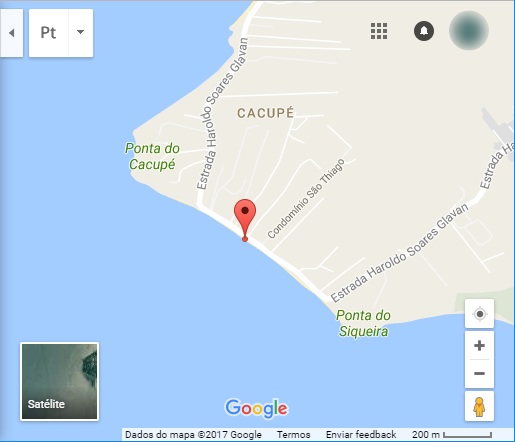 Google Maps Mapa Local