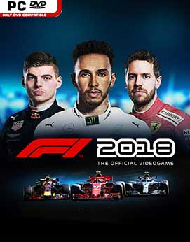 F1 2018 Jogos Torrent Download capa