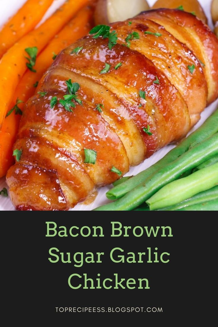 Bacon Brown Sugar Garlic Chicken | chickenrecipes, bakedchicken, chickenthighs, butterchicken, crockpotchicken, chickenhealthy, chickenenchiladas, chickenparmesan, chickencasserole, chickenandrice, chickenpasta, chickeneasy, chickendinner, orangechicken, chickenpiccata, chickenmarsala, chickenmarinade, chickenspaghetti, lemonchicken, teriyakichicken, chickenpotpie, chickenfajitas, ranchchicken, chickenalfredo, friedchicken, chickentenders, chickensalad, chickentacos, shreddedchicken, slowcookerchicken, bbqchicken, grilledchicken, chickenwings, chickensoup, stuffedchicken, chickenchili, wholechicken, buffalochicken, chickencoop #chickenalaking #chickenacomfortfoods #chickenarice #chickenameals #chickenalowcarb #chickenaglutenfree #chickenarecipe #chickenadishes #chickenahealthy #chickenaeasydinners #chickenaovens #chickenacooking #chickenafamilies #chickenasoysauce #chickenbcrockpot #chickenbeasyrecipes #chickenbdinners #chickenbbbqsauces #chickenblowcarb #chickenbfamilies