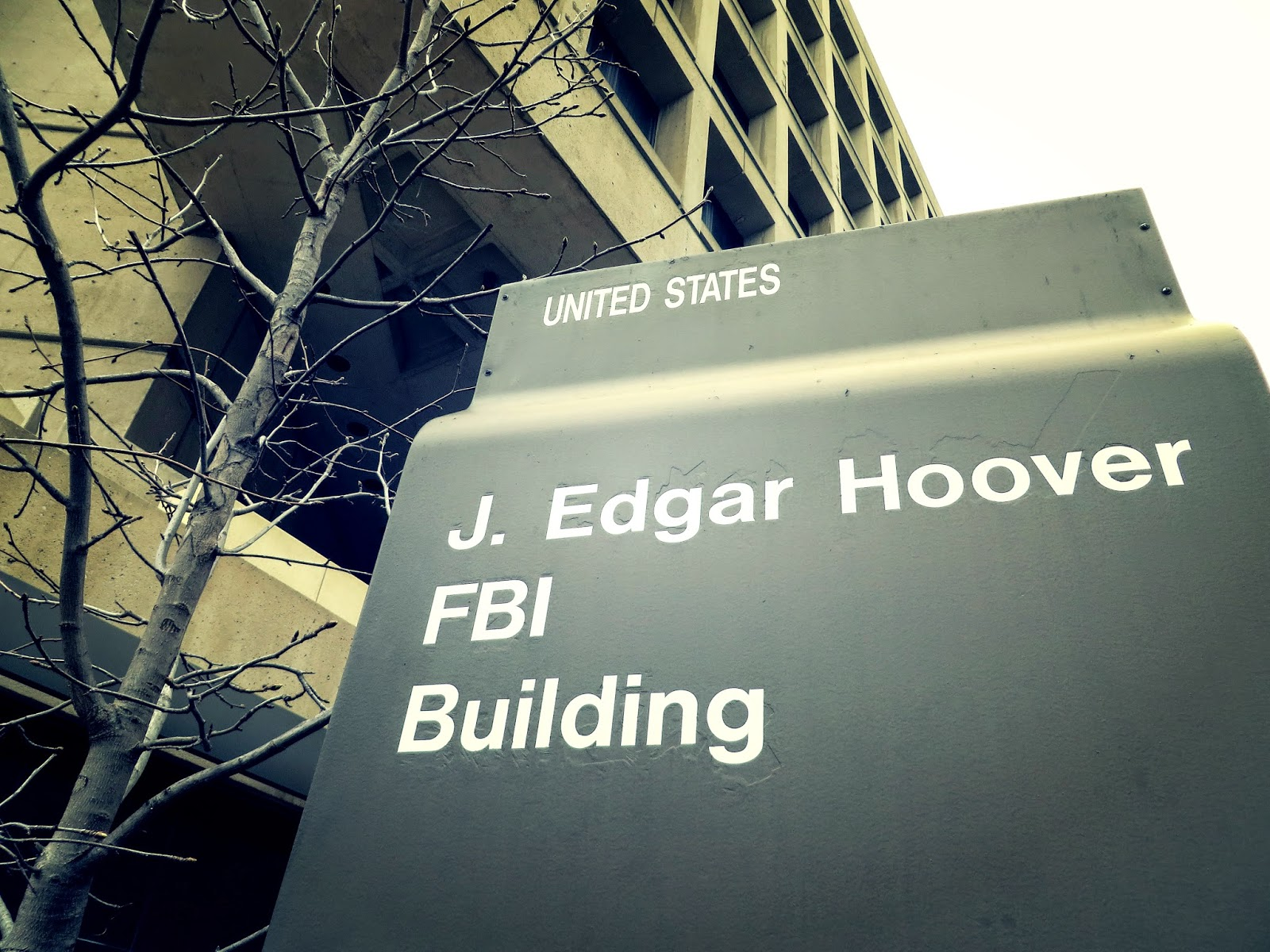 FBI Building in Washington D.C.
