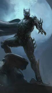 Batman Kinght Mobile HD Wallpaper