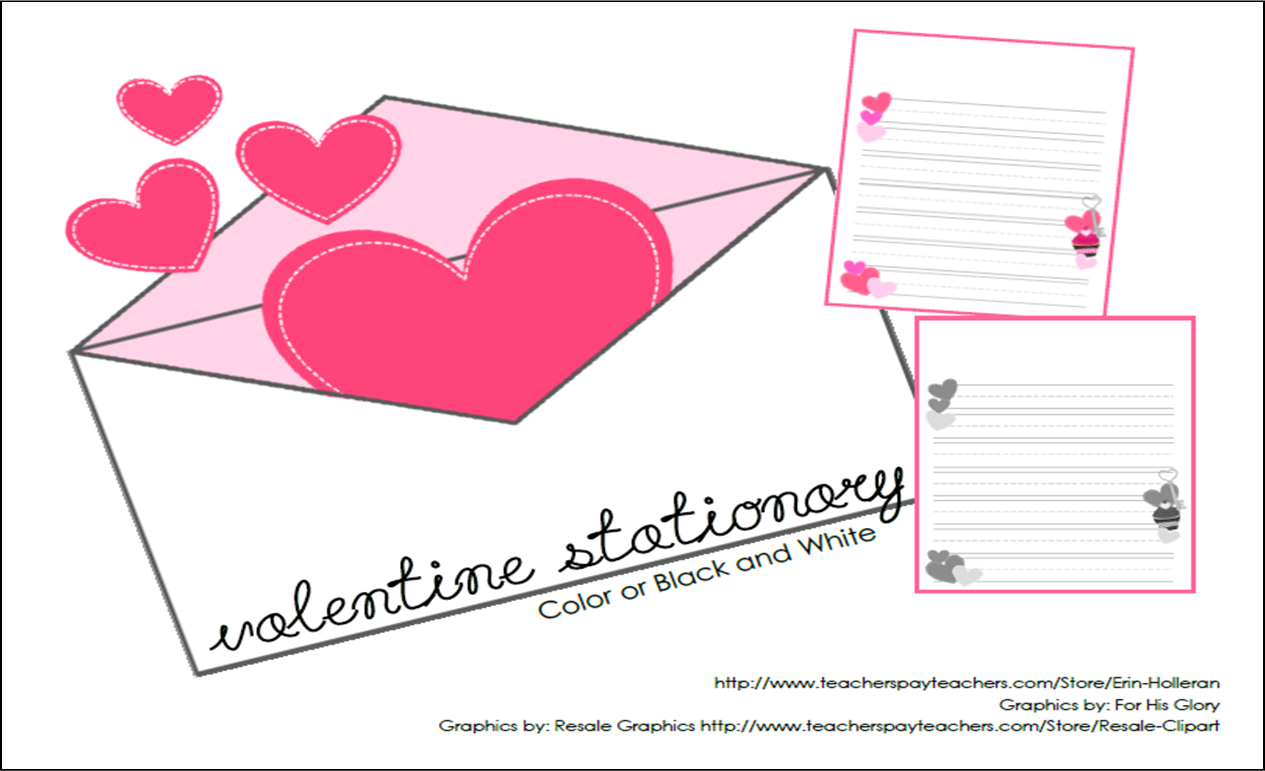 Preschool Ponderings Preschool Printables For Valentine S Day