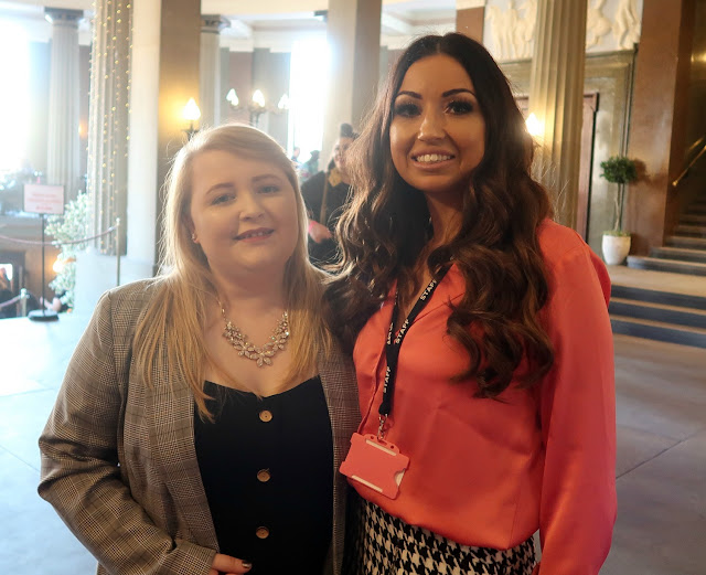 The Curve Fashion Festival, Simply Be, More Than Our Bodies, #morethanourbodies, Zoe Ellis, St George's Hall, plus size, plus size fashion, plus size blogger, fashion blogger, Liverpool blogger,