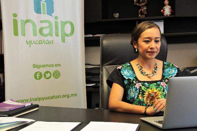Contrataciones Abiertas, una realidad en el Estado impulsada por el Inaip Yucatán