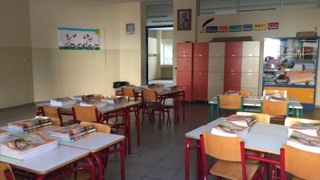 Απολυμάνσεις και στα σχολεία του Δήμου Άργους Μυκηνών