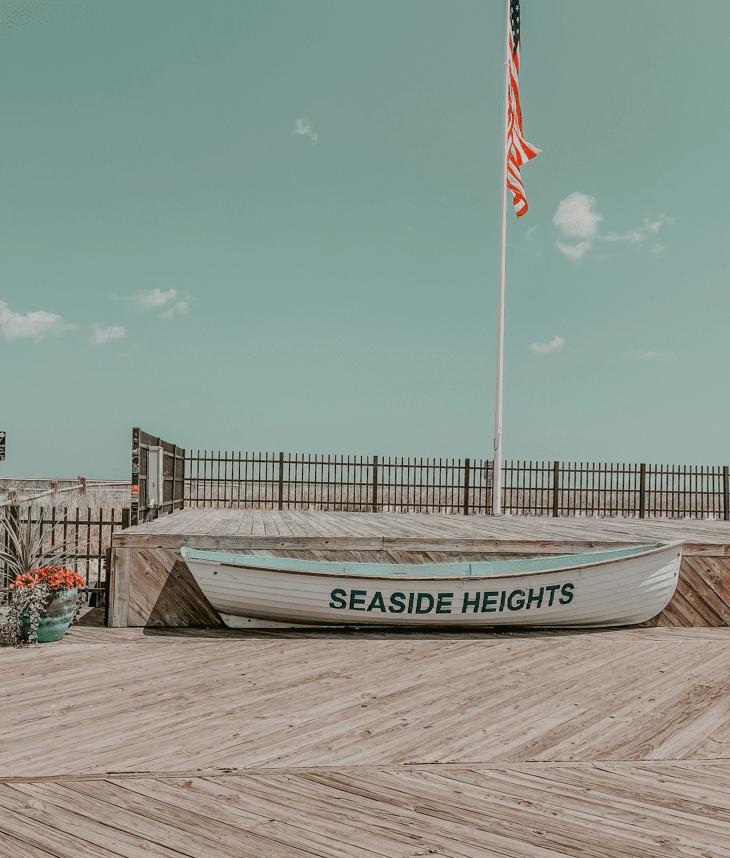 Things to do in Seaside Heights, NJ – Seaside Heights Attractions - Seaside Heights Beach - Seaside Heights NJ Boardwalk - Seaside Heights Beach Badges- Seaside Heights Beach Hours