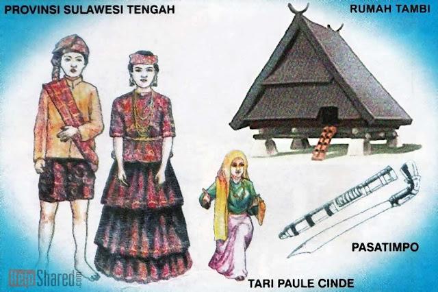 Provinsi Sulawesi Tengah SULTENG