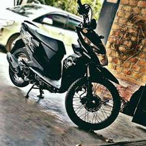 Honda Beat Street Modifikasi Jari Jari Gallery Otomotive