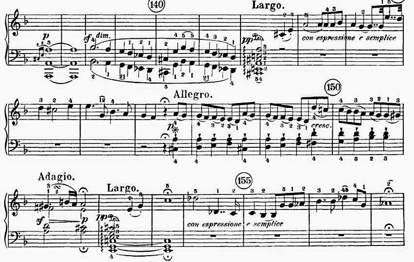 Musical Musings: Beethoven - Piano Sonata No. 17 In D ...