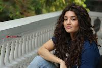 Actress Rithika Sing Latest Pos in Denim Jeans at Guru Movie Interview  0174.JPG