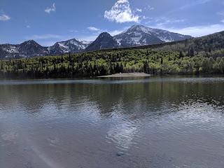 Silver Lake Flat -American Fork Canyon