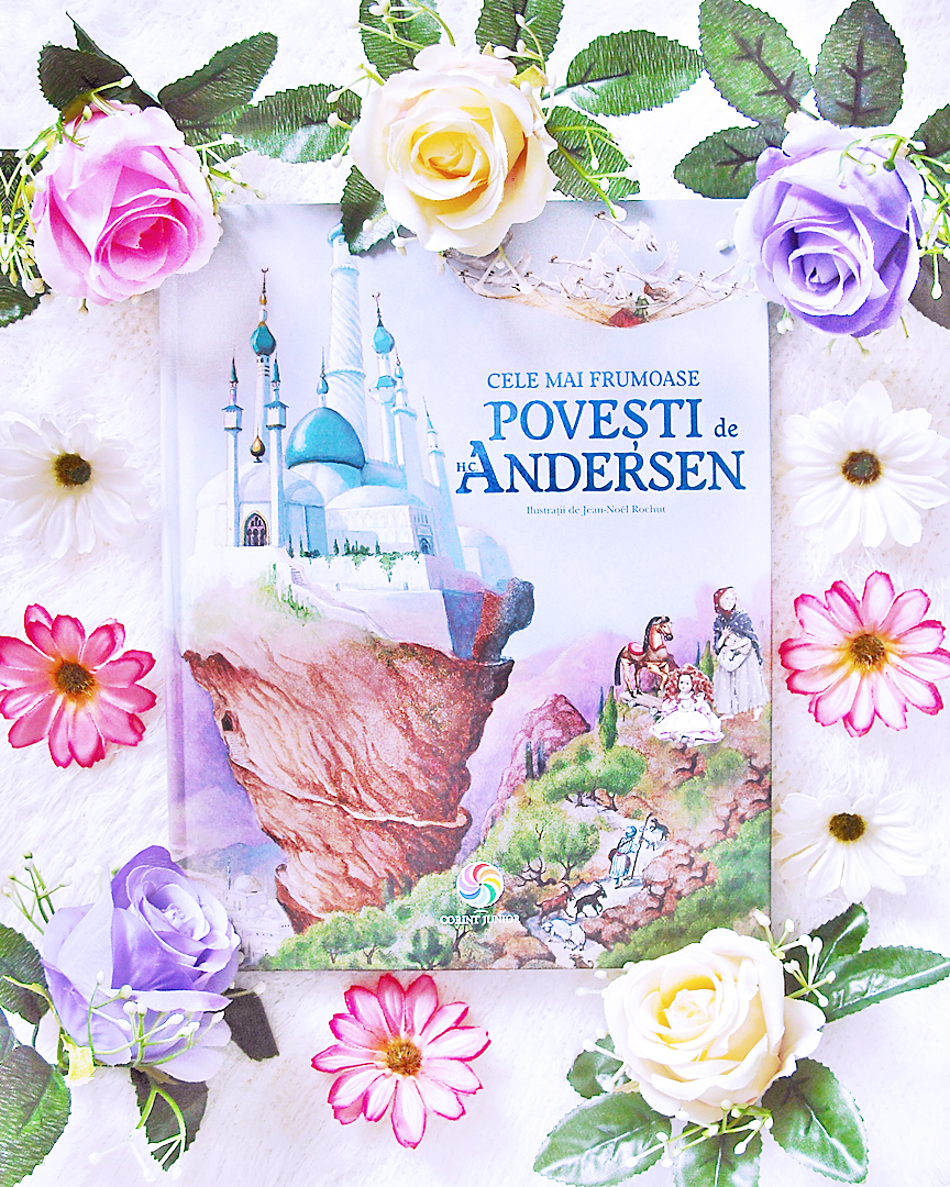 The best stories by H.C. Andersen fairy tales - Cele mai frumoase povesti de H.C. Andersen - editura corint - pareri - review recenzie