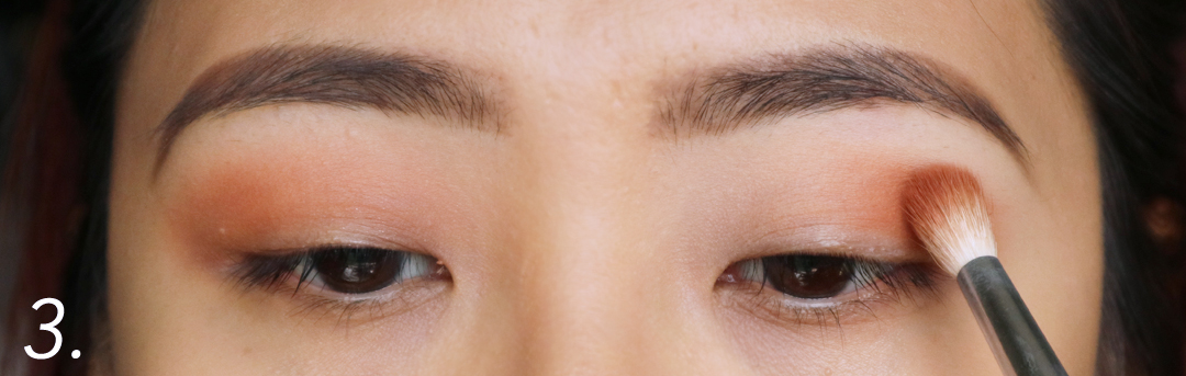 Makeup Geek Cocoa Bear Purple Smokey Eye Pictorial